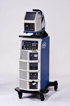 Schweißgerät OTC 8026